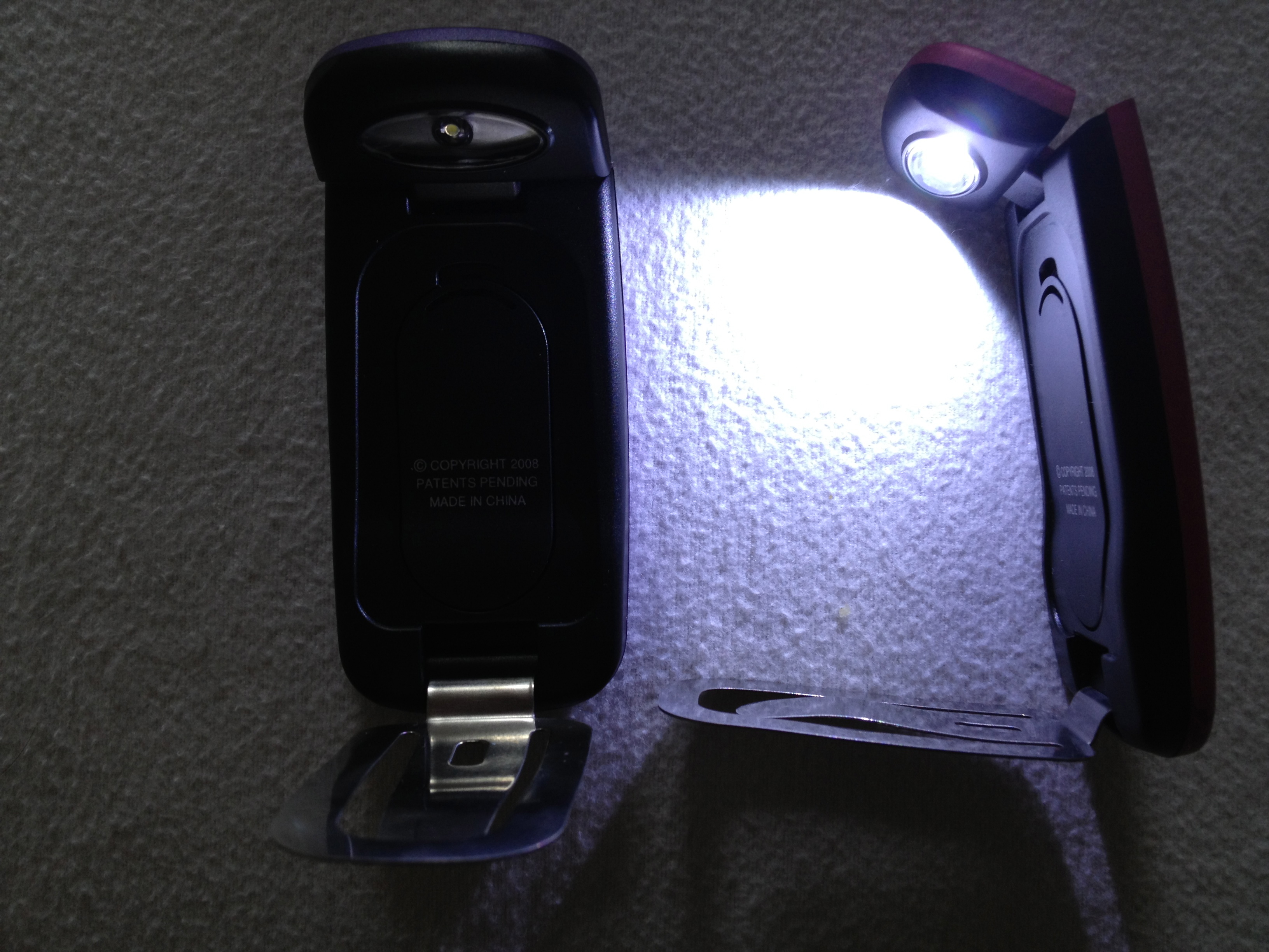 light lamp on levels reading rechargeable pin book sunlitopto with led desk clip lights